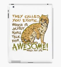 Babou is Awesome iPad Case/Skin