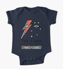 BOWIE-STARMAN One Piece - Short Sleeve