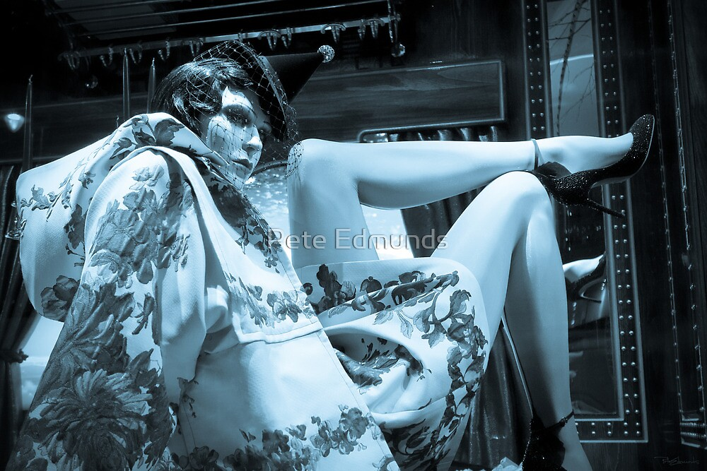 Orient Express-ions | The Femme Fatale by Pete Edmunds
