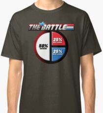The Battle Classic T-Shirt