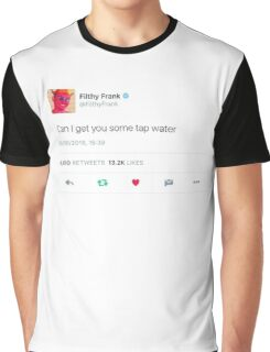 Filthy Frank Tap Water Graphic T-Shirt
