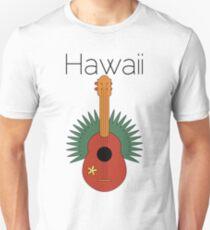 Hawaii Ukulele  Unisex T-Shirt
