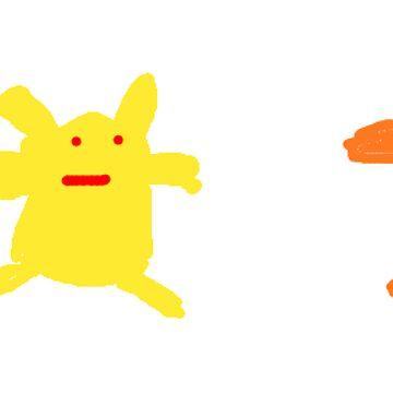 pikachu by lunalab