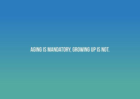 Growing Up by BlueBlackBeige
