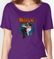 The Question Women's Relaxed Fit T-Shirt