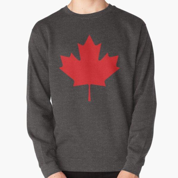 Canada Pullover Sweatshirt