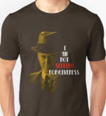 Not Seeking Forgiveness Unisex T-Shirt
