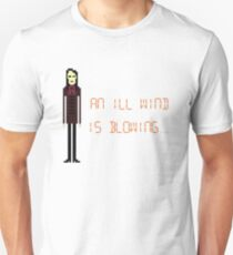 The IT Crowd – An Ill Wind is Blowing Unisex T-Shirt