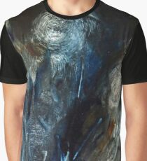 Cropped Print #3 Graphic T-Shirt