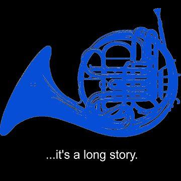 A Long Story by KevWeldon