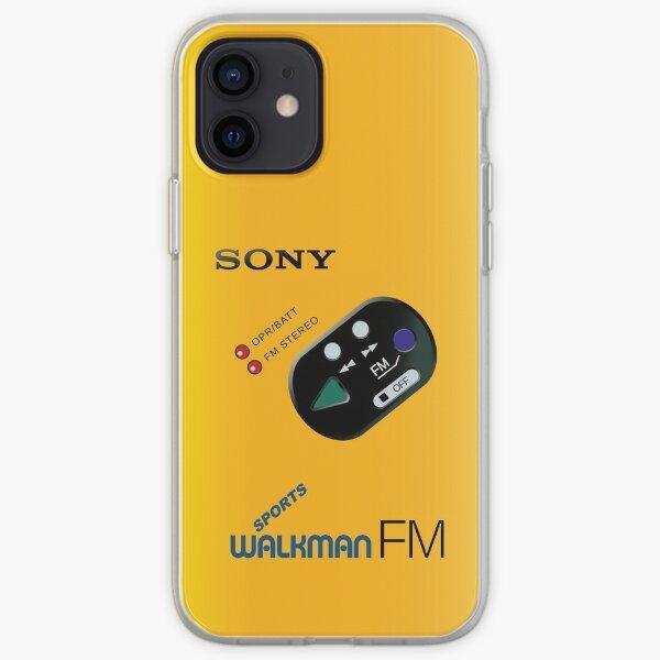 Sony Walkman Sports Phone Case iPhone Soft Case