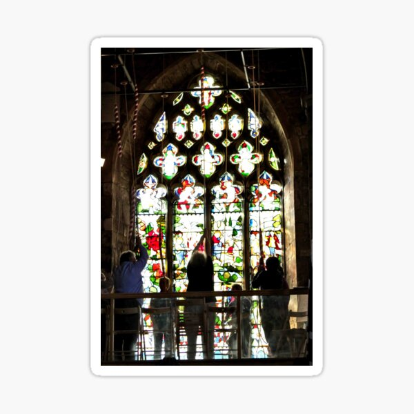 Wedding bells Sticker