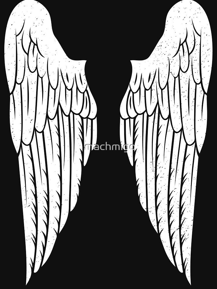 Angel Wings by machmigo