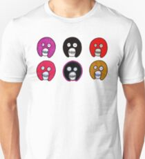Mighty Boosh skulls T-Shirt