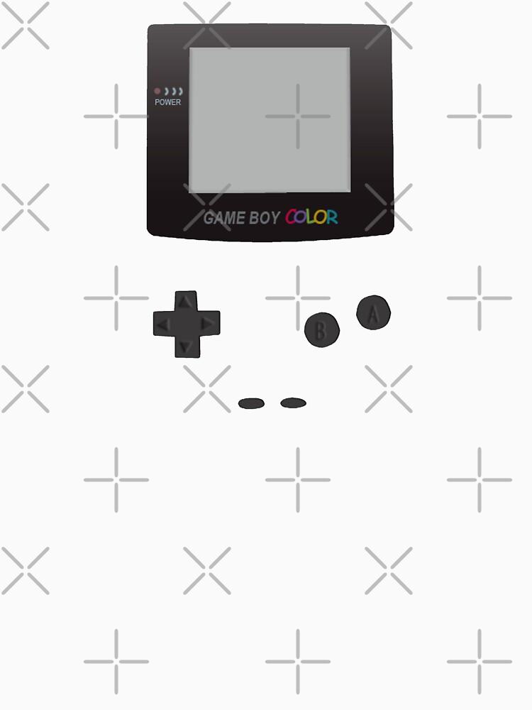Gameboy Color by CreamFraiche