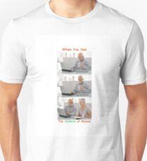 Stock Photo Guy - Dankest of Memes Unisex T-Shirt
