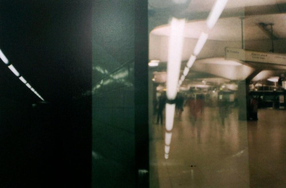 Lost in the Velvet Underground by TYRANNOSAUR