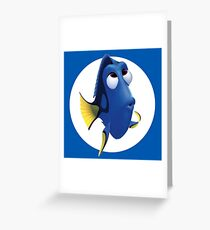 Dory Greeting Card