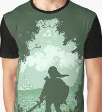 Adventure Begins Graphic T-Shirt