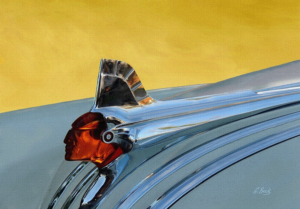 Pontiac  by Gordon Beck