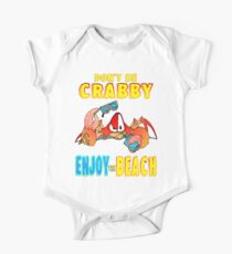 Don't be Crabby Kids Clothes