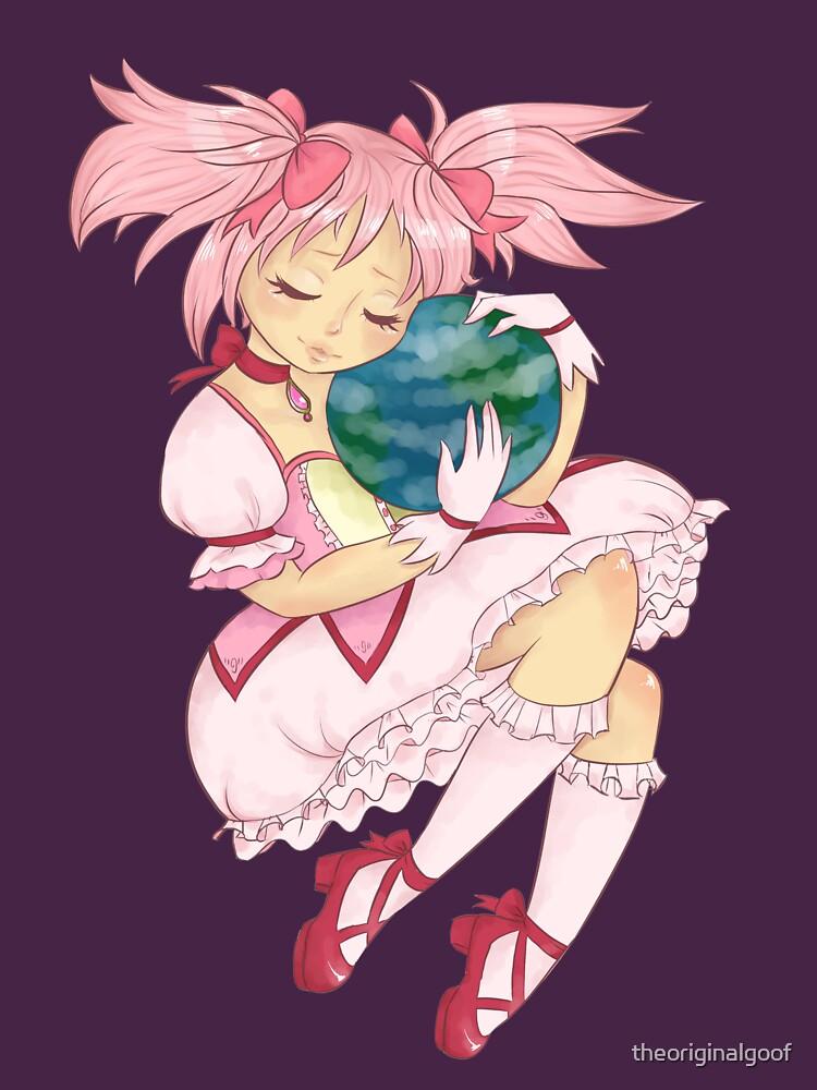 Love the World (Madoka) by theoriginalgoof