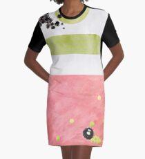 Inspiración Chihiro Vestido camiseta