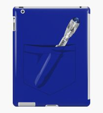 Doctor Who- Pocket Sonic Screwdriver (9th/10th) iPad Case/Skin