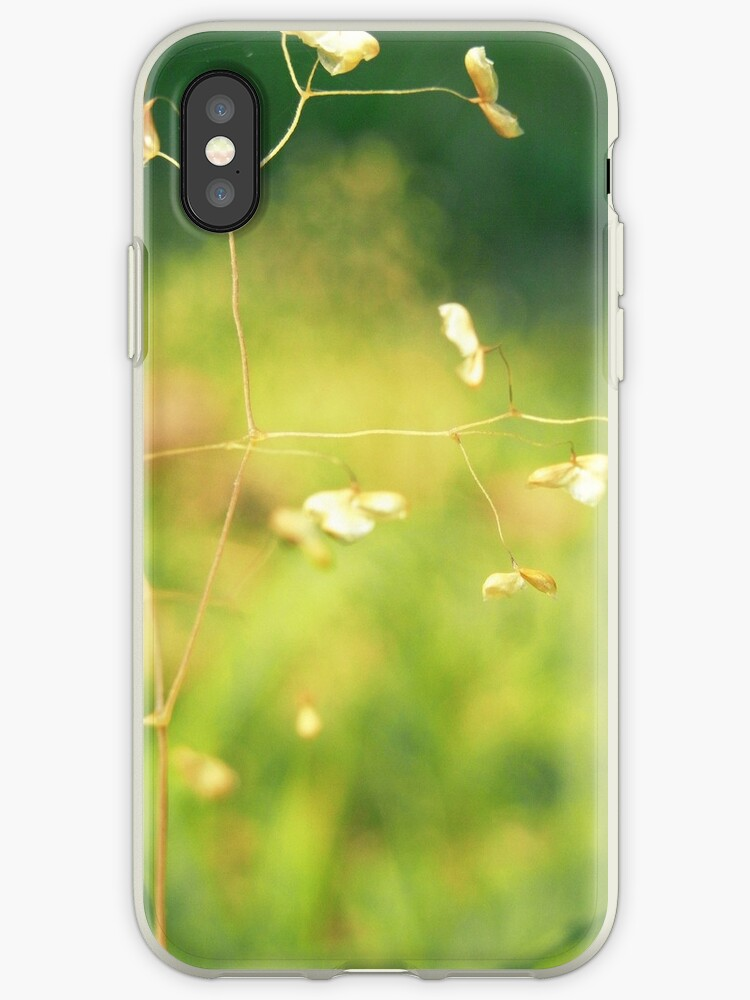 meadow phone case by Floralynne