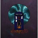 Chrono Who. Iphone, Ipod, Ipad cases by Nocturnarwhal