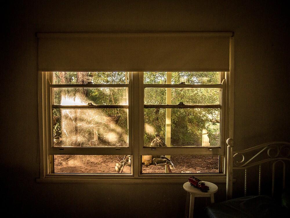 Bedroom Window by PrimrosePress