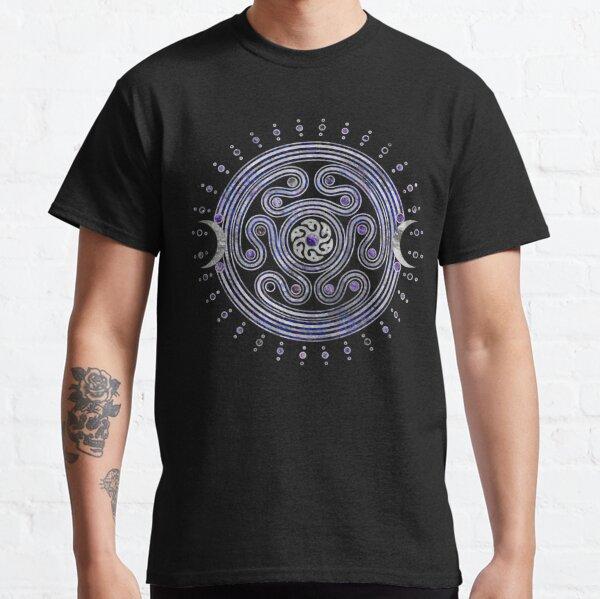 Triple Moon Goddess Symbol Hecate Artemis Men Women Unisex T-shirt Vest 3497
