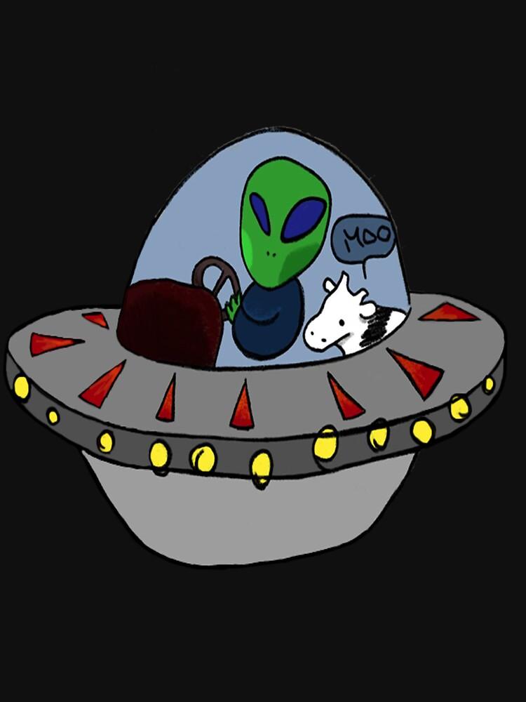 UFO by eshapiro