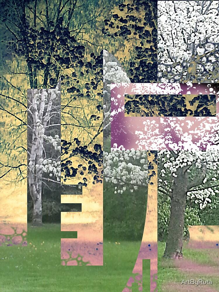 Singing the Spring by ArtByRuta