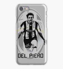 Alessandro Del Piero iPhone Case/Skin
