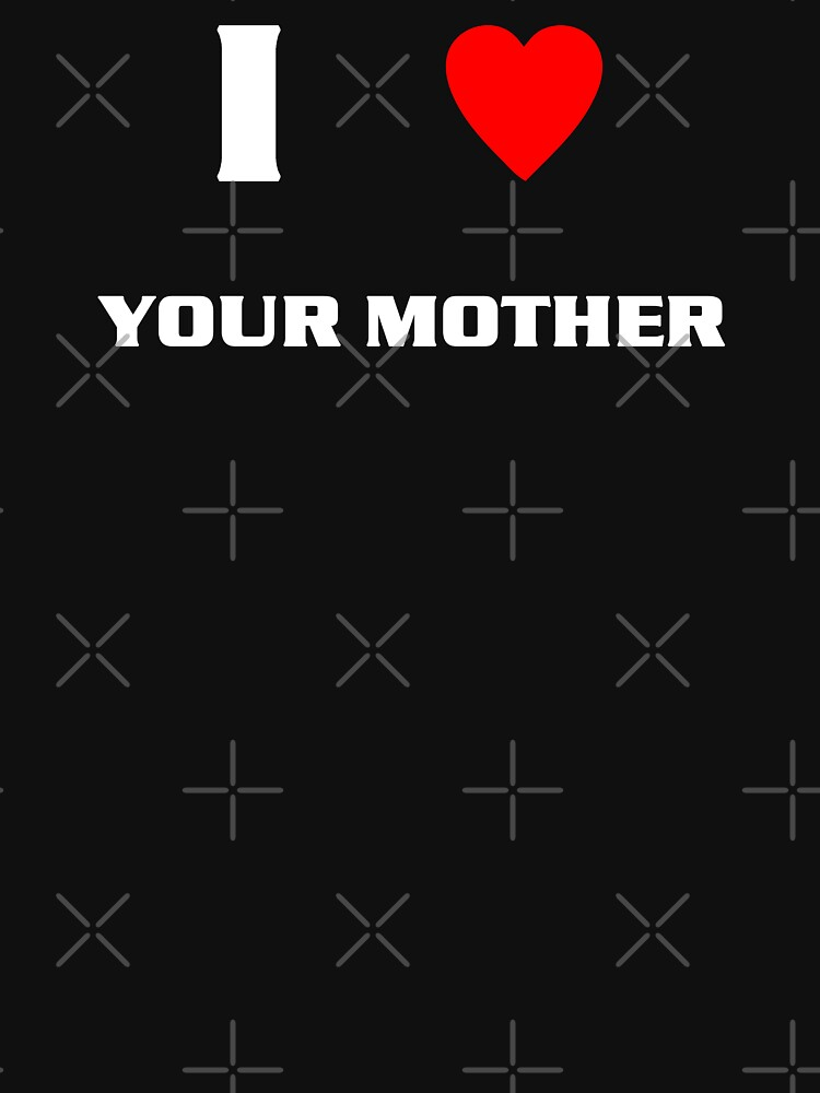 I Heart Your Mother by kayve