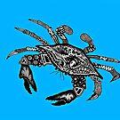 Maryland Blue Crab by Casey Virata