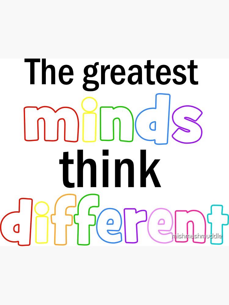 The Greatest Minds by mishmashmuddle