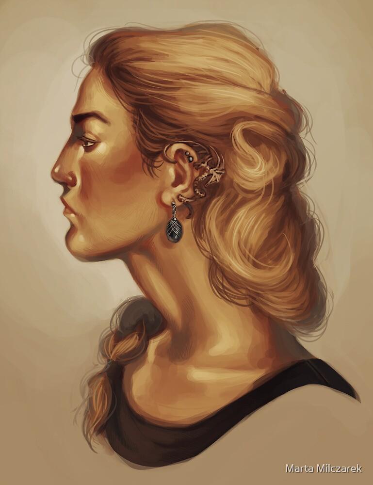 Amber by Marta Milczarek