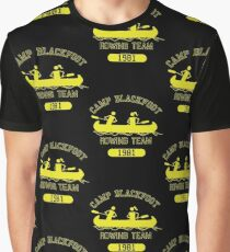 Camp Blackfoot Rowing Team Graphic T-Shirt