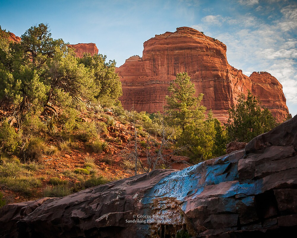 Sedona / Munds Park by George Trimmer