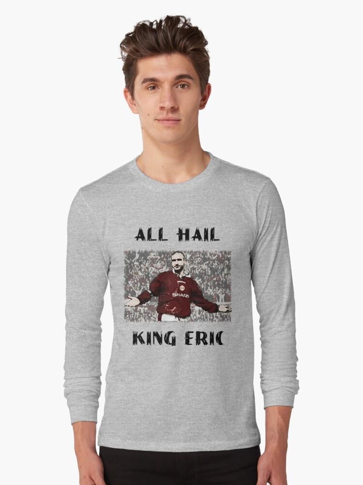 Eric Cantona - The King by Kuilz