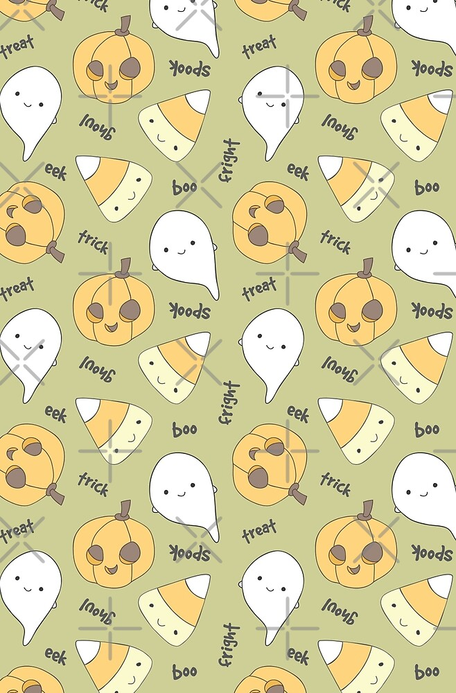 Trick Treat Boo by Lisa Marie Robinson