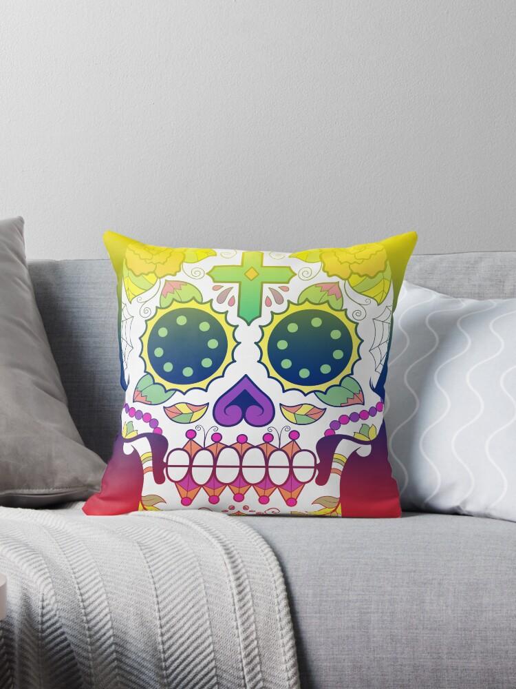 Sugar Skull by creepyjoe