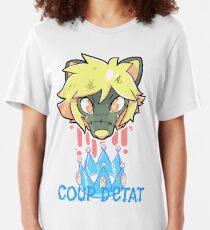 Coup d'etat Slim Fit T-Shirt
