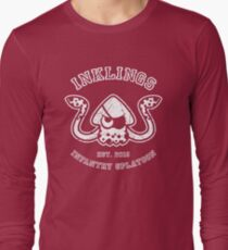 Infantry Splatoon Long Sleeve T-Shirt