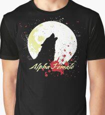 Alpha Female Graphic T-Shirt