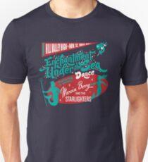 Camiseta ajustada Encantamiento bajo el mar