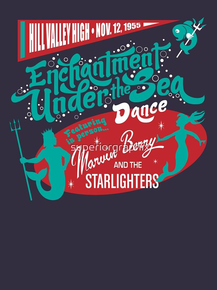 TShirtGifter presents: Enchantment Under the Sea Dance | Unisex T-Shirt
