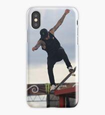 Nyjah Huston iPhone Case
